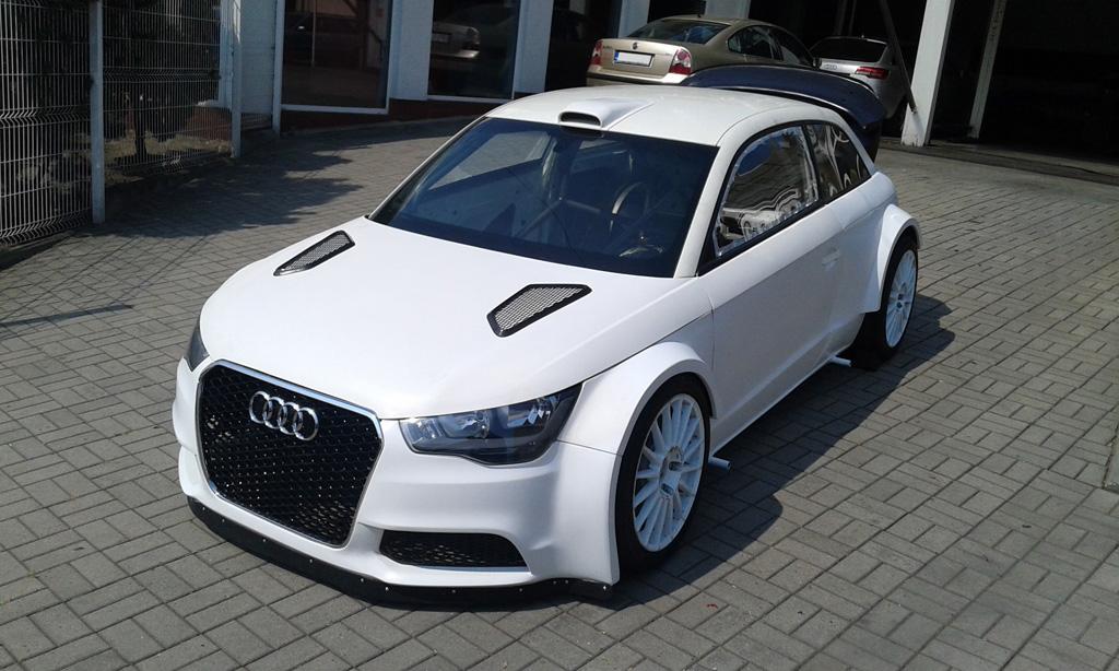 Audi A1 Wrc Project 4 4